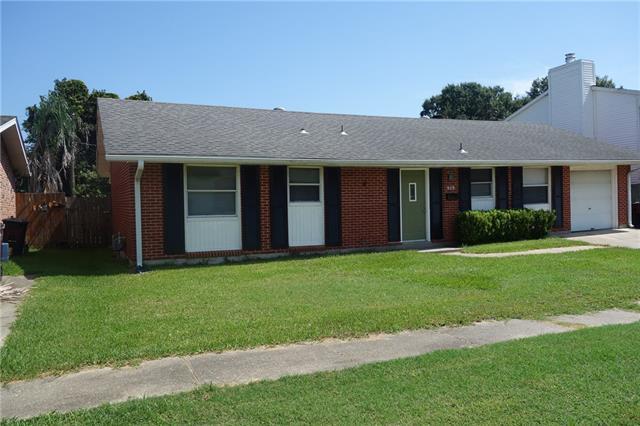 414 John Hopkins Drive Kenner Louisiana 70065